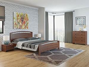 Купить кровать Орма - Мебель Веста 1-М-R сосна