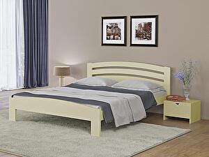 Купить кровать Орма - Мебель Веста 2-М-R сосна (белый, слоновая кость)