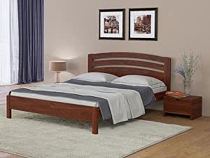 Купить кровать Орма - Мебель Веста 2-М-R береза