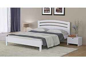 Купить кровать Орма - Мебель Веста 2-М-тахта-R береза (белый, слоновая кость)