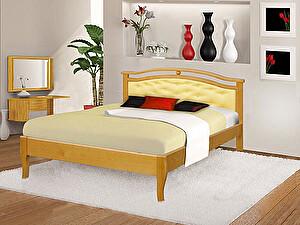 Кровать Шале Ария кожа