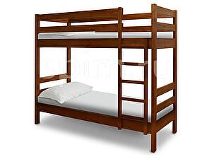 Купить кровать ВМК-Шале Кадет 2  двухъярусная 90х190