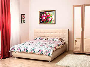 Кровать Сильва Жаклин (меркури)