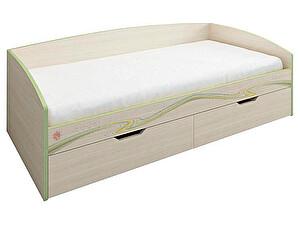 Купить кровать Витра Акварель с основанием, арт. 53.11 (90)