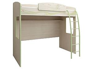 Купить кровать Витра Акварель, арт. 53.12 (90) чердак