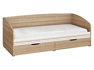 Купить кровать Витра Бриз с основанием, арт.54.11 (90)