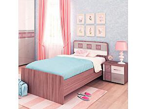 Купить кровать Витра Розали с основанием, арт. 96.04 (90)