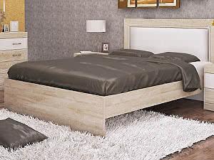 Купить кровать Заречье Ника с мягким элементом (без основания), мод.Н20 (160)