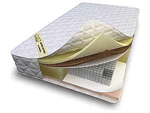 Купить матрас Luntek Ultra Comfort Mix 625