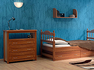 Купить кровать DreamLine Юниор 1 70х190
