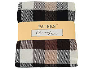 Плед Paters Super Soft, шоколад