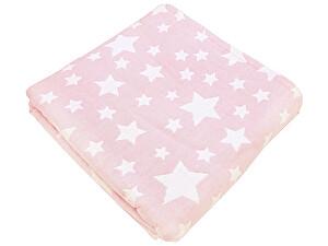 Покрывало Arloni Звёздочки, розовый
