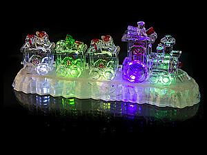 Купить  Polite crafts&gifts co., ltd Фигурка с подсветкой и музыкой Поезд, арт. 786-208