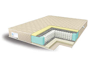 Купить матрас Comfort Line Memory 2 - Latex 3 S1000