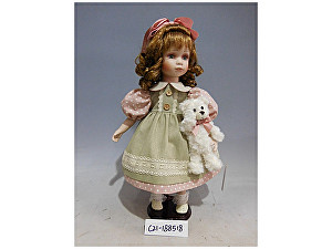Купить куклу Estro Девочка в платье C21-188518