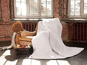 Купить одеяло German Grass Linen Wash Grass, легкое