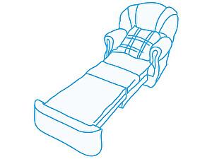 Купить  Химдиван Химчистка кресла-кровати