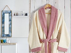 Купить халат Karna Adra 3XL, молочный