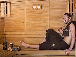 Купить полотенце Karna Barel, коричневый