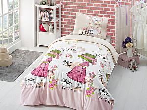 Постельное белье Altinbasak V Nice Day, розовый