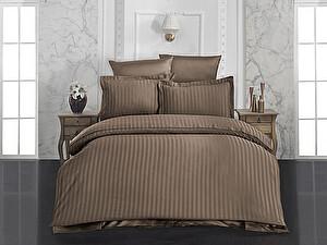 Купить постельное белье Karna Perla, коричневый