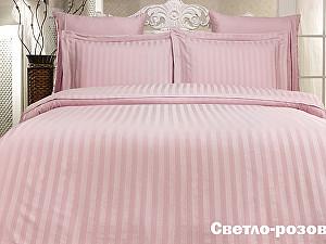Постельное белье Karna Perla, розовый