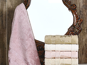 Набор полотенец Pupilla Elit Soft 50х90 см