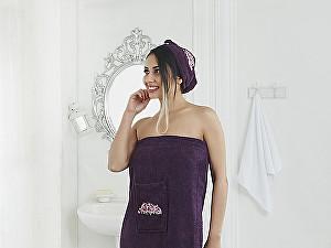 Купить полотенце Karna Pera, фиолетовый