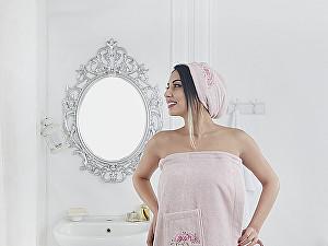 Купить полотенце Karna Pera, розовый