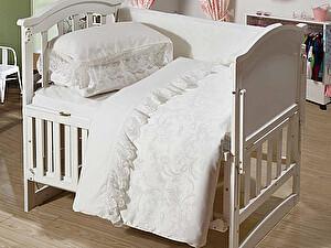 Детское постельное белье KAZANOV.A. Бамбини, молочный
