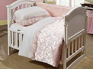 Детское постельное белье KAZANOV.A. Бамбини, пудра