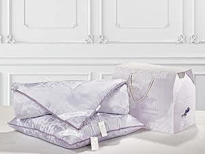 Купить одеяло KAZANOV.A. Лаванда, кружево