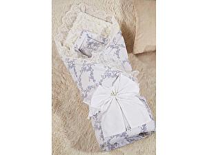 Купить конверт для новорожденных KAZANOV.A. Бамбини, голубой