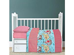 Детское постельное белье Крошка Я Мореплаватель