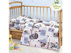 Детское постельное белье Этель Disney Микки