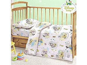 Детское постельное белье Этель Disney Сладких снов