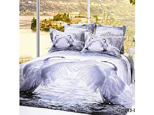 Постельное белье Diva Afrodita Premium-3D PR-015