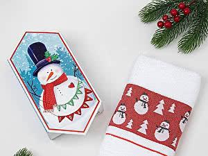 Купить полотенце Этель Снеговик
