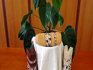 Набор из 6-ти полотенец Rose Карагюз 50х90 см