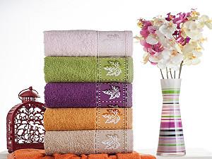 Набор из 6-ти полотенец Rose Листок 50х90 см