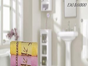Набор из 6-ти полотенец Rose Бамбук E363 50х90 см