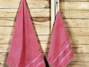 Набор из 6-ти полотенец Rose Layezal 50х90 см