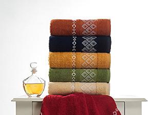 Набор из 6-ти полотенец Rose Layla 50х90 см