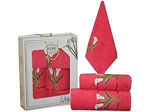 Комплект из 3-х полотенец Merzuka Zambak