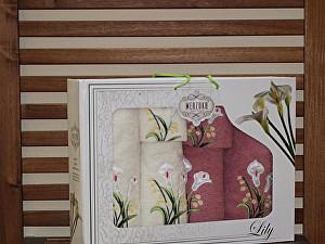 Комплект из 6-ти полотенец Merzuka Zambak