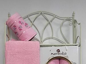 Комплект из 2-х полотенец Merzuka Prestij