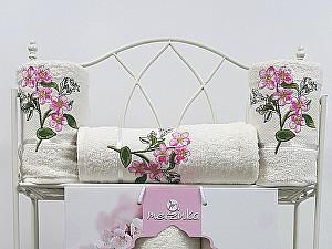 Комплект из 3-х полотенец Merzuka Sakura Garden