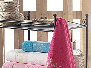 Набор из 4-х полотенец DO&CO Spring 50х90 см