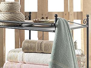 Набор из 4-х полотенец DO&CO Leaves 50х90 см
