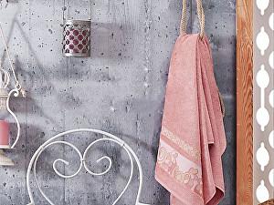 Набор из 4-х полотенец DO&CO Hanna 70х140 см
